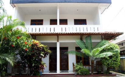 Bamboo House Pangandaran