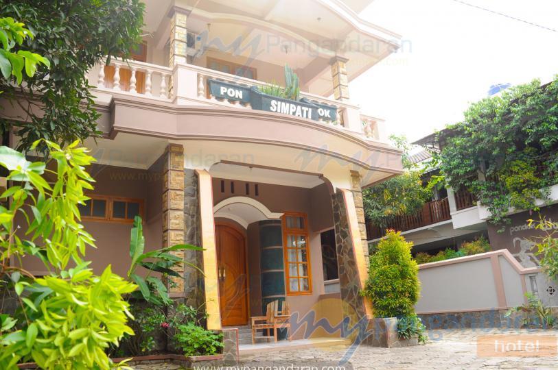 Bungalow Pondok Simpati Pangandaran