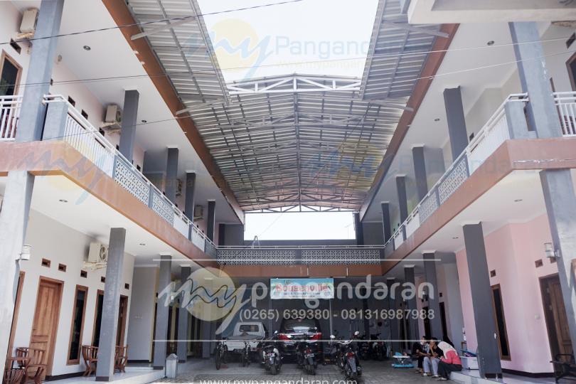 Vila Bougenville Pangandaran