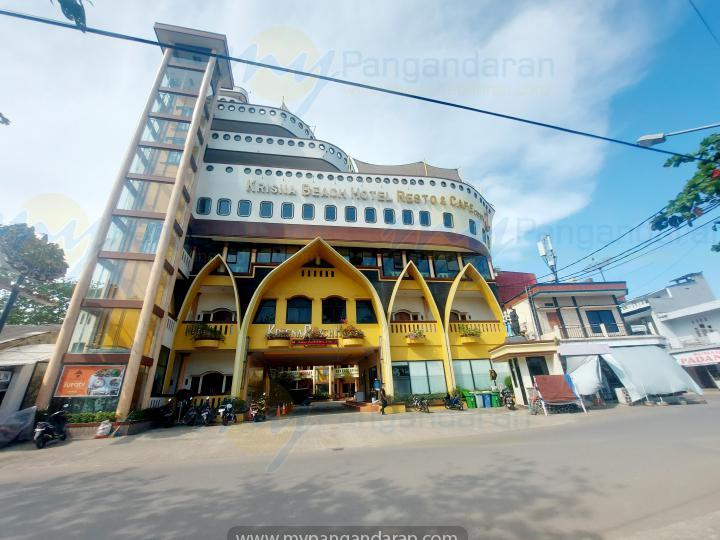 Krisna Beach Hotel Pangandaran
