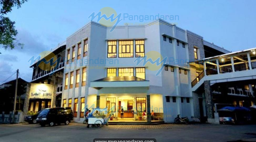 Laut Biru Resort Hotel Pangandaran