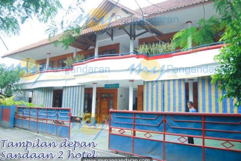 Sandaan 2 Hotel Pangndaraan